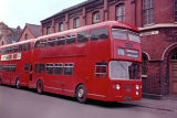 Midland Red DD11 No 5273 - 5273 HA parked up in Birchall Street, Birmingham