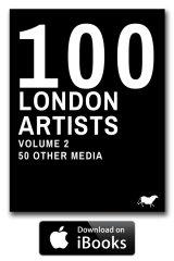 100 London Artists Volume 2