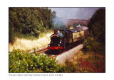 Steam Train (Colour).