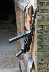 MP40 German Machine Gun