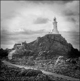 La Corbière Lighthouse, Jersey