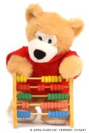 Ziffy B learns to use an abacus