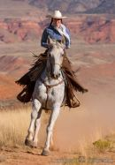 Cowgirl Wyoming