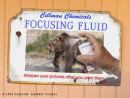 Focusing Fluid