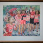 'Fun Run - All In Together girls' 2010
