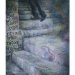 'Steps' - PRINT.