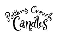 potters crouch candles logo