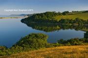 View over Slapton Ley