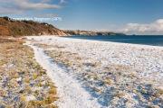 Coastal Path snow