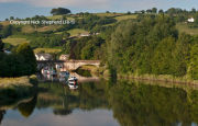 River Dart reflections