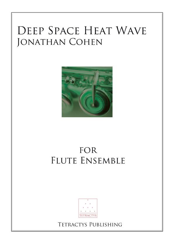 Jonathan Cohen's Flute Choir Music