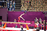 07 Rebecca Tunney (GB) on Beam