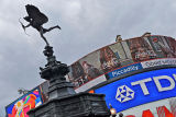 Digital Photography for Beginners course. Eros, Piccadilly Circus.