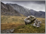 Rocks at Cwm Idwal
