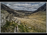 View from Cwm Idwal