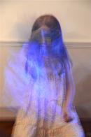 angel from light