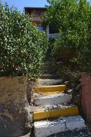 tired steps