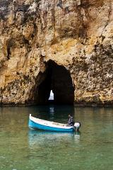 Boat on the Inland Sea, Dwerja