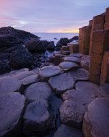 Moonlit Giant's Causeway