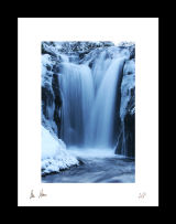 Glenoe waterfall, Co. Antrim