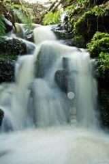 Waterfall, Clare Caravan Park, Northern Ireland