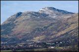 Dumyat from Sheardale ridge - Feb