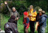 Outdoor education with Dave