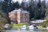 Harleyford Manor - nr Marlow - circa 1755
