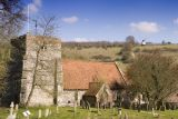 Turville - St Mary's church