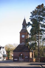 Wendover - the Clock Tower