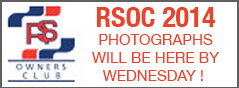 RSOC 2014 PHOTOS WILL BE HERE BY WEDNESDAY