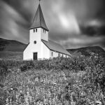 Vik Church, Iceland, 2010