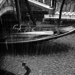 Rain, Venice, 2010