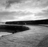 The Cobb, early morning 2