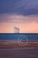 Windmills in the Sea .....