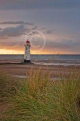 Talacre lighthouse......