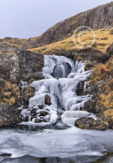 Frozen Falls .....