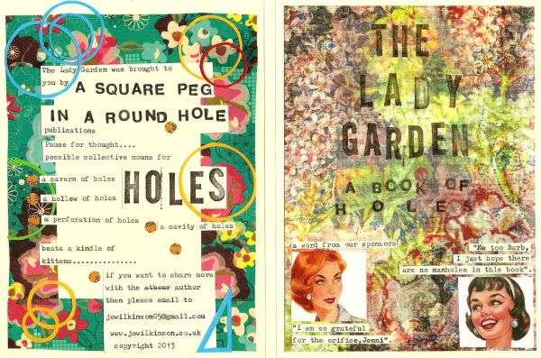 The Lady Garden Book of Holes