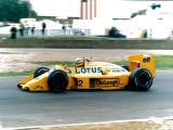 Ayrton Senna - Silverstone 1987