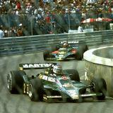Carlos Reutemann & Mario Andretti - Martini Racing Team Lotus - Monaco 1979