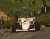 Ayrton Senna - Brands Hatch 1984