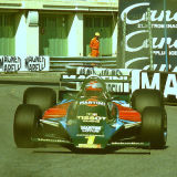 Mario Andretti - Martini Racing Team Lotus - Lotus 80