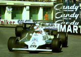 Clay Regazzoni - Albilad-Saudia Racing team - Williams FW07 - Monaco 1979