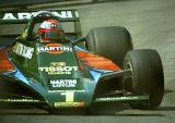 Mario Andretti - Martini Racing Team Lotus - Lotus 80 - Monaco 1979