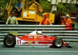 Jody Scheckter - Scuderia Ferrari SpA SEFAC - Ferrari 312T4 - Monaco 1979