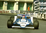 Patrick Depailler - Ligier Gitanes - Ligier JS11 - Monaco 1979