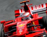 Kimi Raikkonen - Scuderia Ferrari Marlboro - Ferrari F2008 - Silverstone 2008