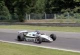 Keke Rosberg - TAG-Williams Team - Williams FW08