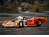 Porsche 962C #19 - Andretti-Andretti-Andretti - Le Mans 1988