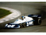 Ronnie Peterson - Tyrrell P34 - Brands Hatch Race of Champions 1977